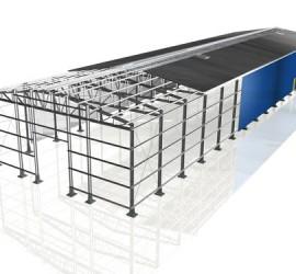 1-staalconstructie - industriebouw - hangar - ceptra